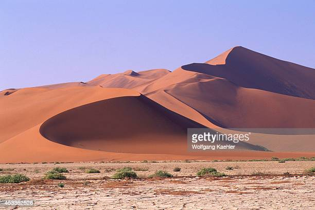 Namibia Namibnaukluft Park Sossusvlei Sand Dune largest sand dune in the world