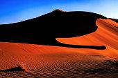 Namibia, Sand dunes of Sossuslvlei