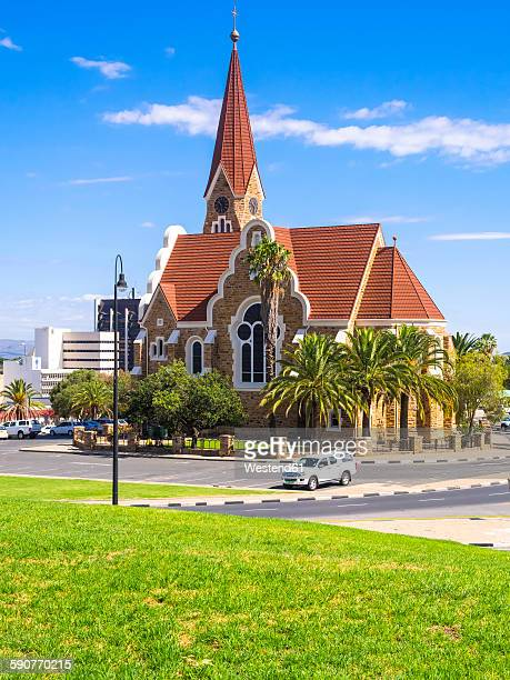 Namibia, Windhoek, Evangelical Lutheran Church, Christ Church