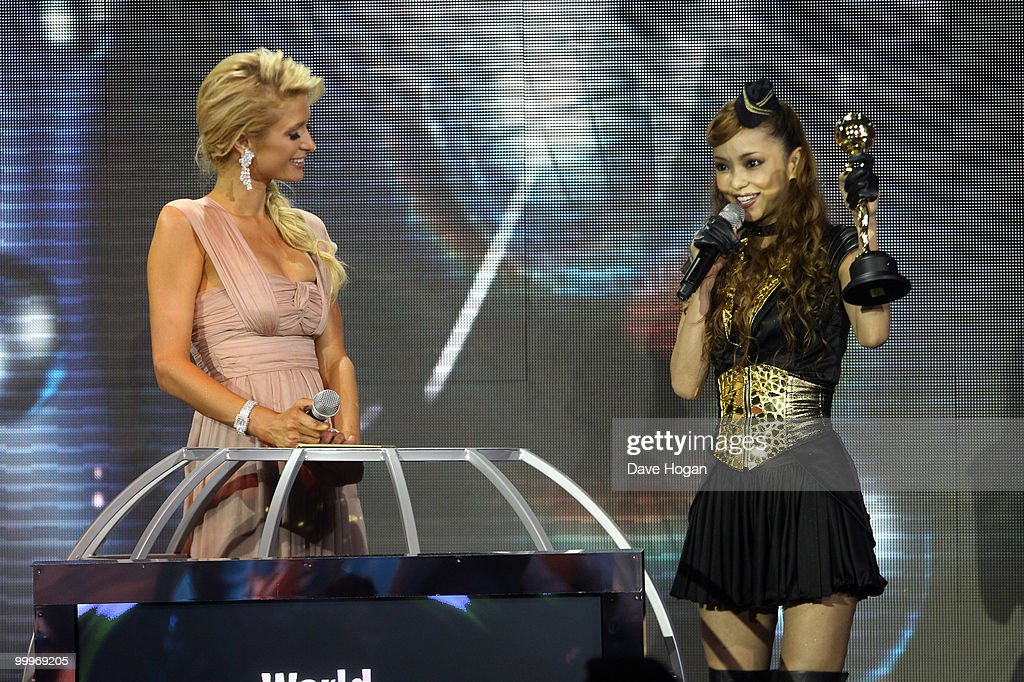 World Music Awards 2010 - Show