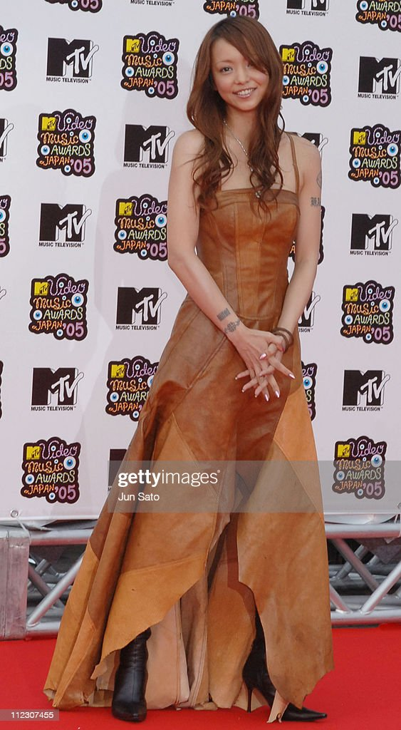 MTV Video Music Awards Japan 2005 - Outside Arrivals