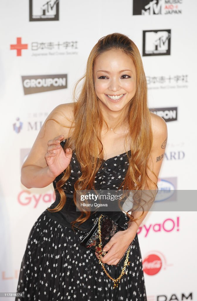MTV Video Music Aid Japan - Red Carpet