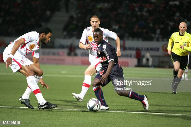 Nampalys MENDY Nancy / Monaco 12eme journee de Ligue1