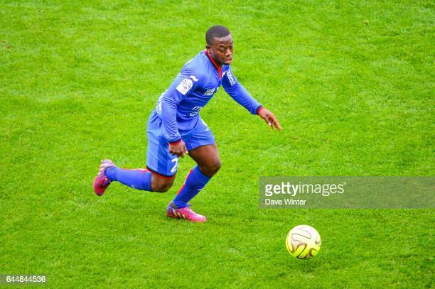 Nampalys MENDY Reims / Nice 32eme journee de Ligue 1 Photo Dave Winter / Icon Sport