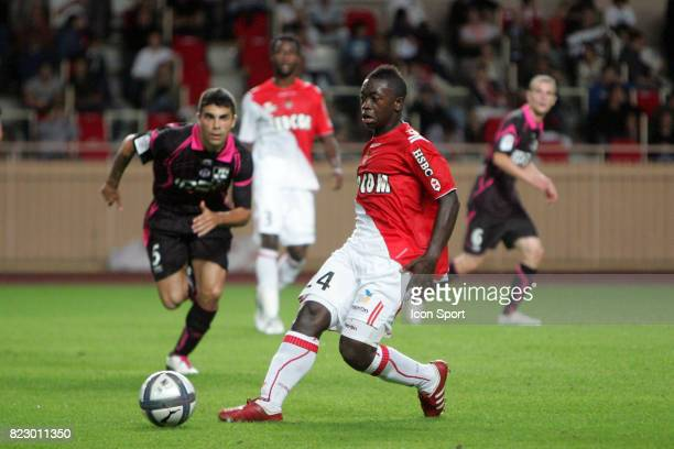Nampalys MENDY Monaco / Toulouse 6e journee Ligue 1