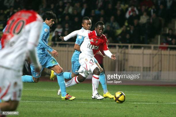 Nampalys MENDY Monaco / Marseille 21e journee Ligue 1