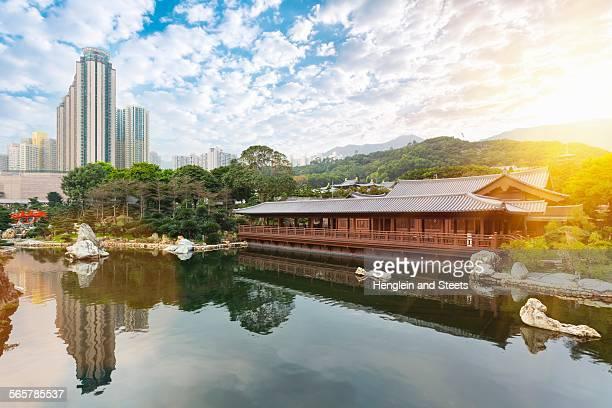 Nan Lian Garden, Diamond Hill, Hong Kong, China