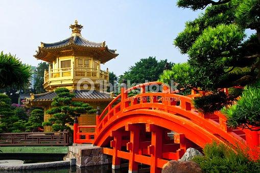 nan lian garden hong kong stock photo - Nan Lian Garden