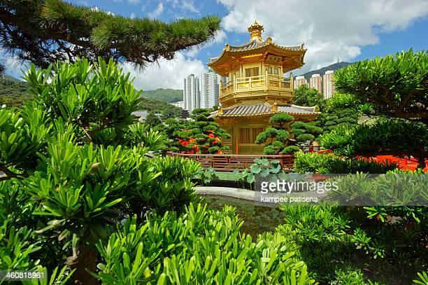 Nan Lian Garden Pavilion