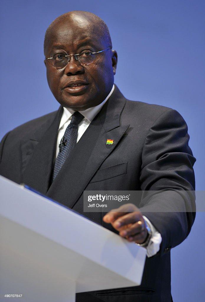 Nana Addo Dankwa AkufoAddo Presidential candidate in Ghana