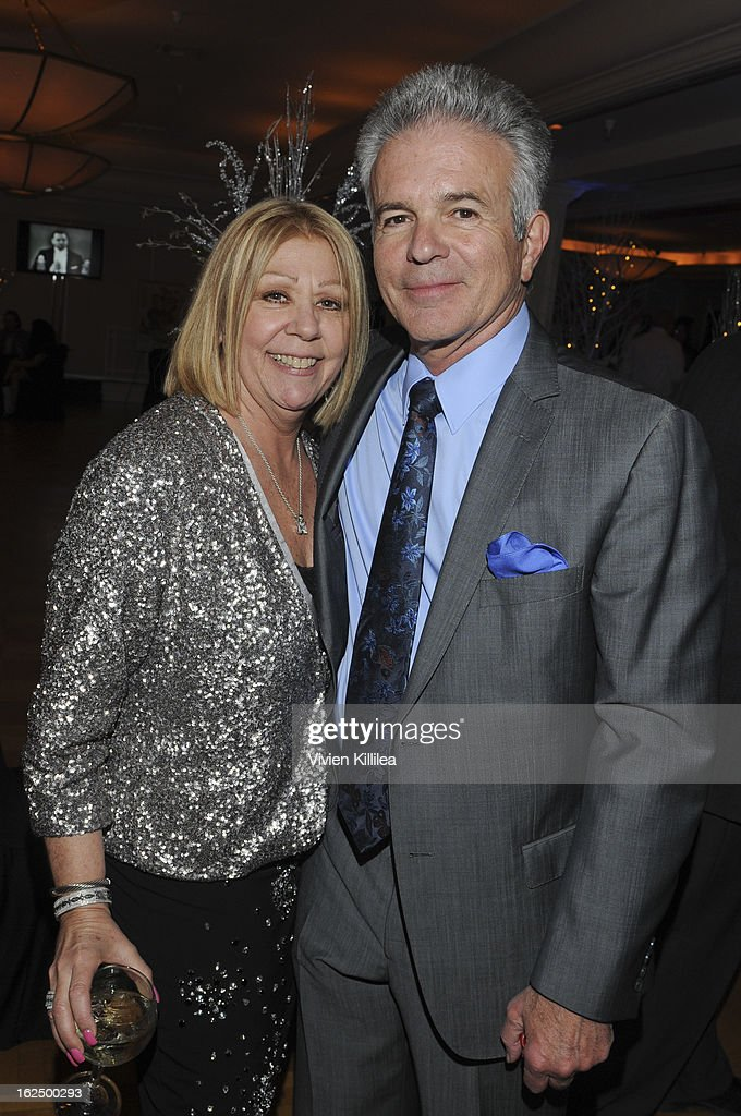 Nancee Borgnine and Tony Denison attend The Borgnine Movie Star Gala at Sportsmen's Lodge Event Center on February 23, 2013 in Studio City, California.