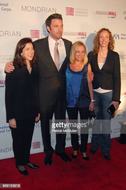 Nancy Aossey Ben Affleck guest and guest attend CHILDREN MENDING HEARTS HONORS THE INTERNATIONAL MEDICAL CORPS WITH SHERYL CROW AT HOUSE OF BLUES ON...