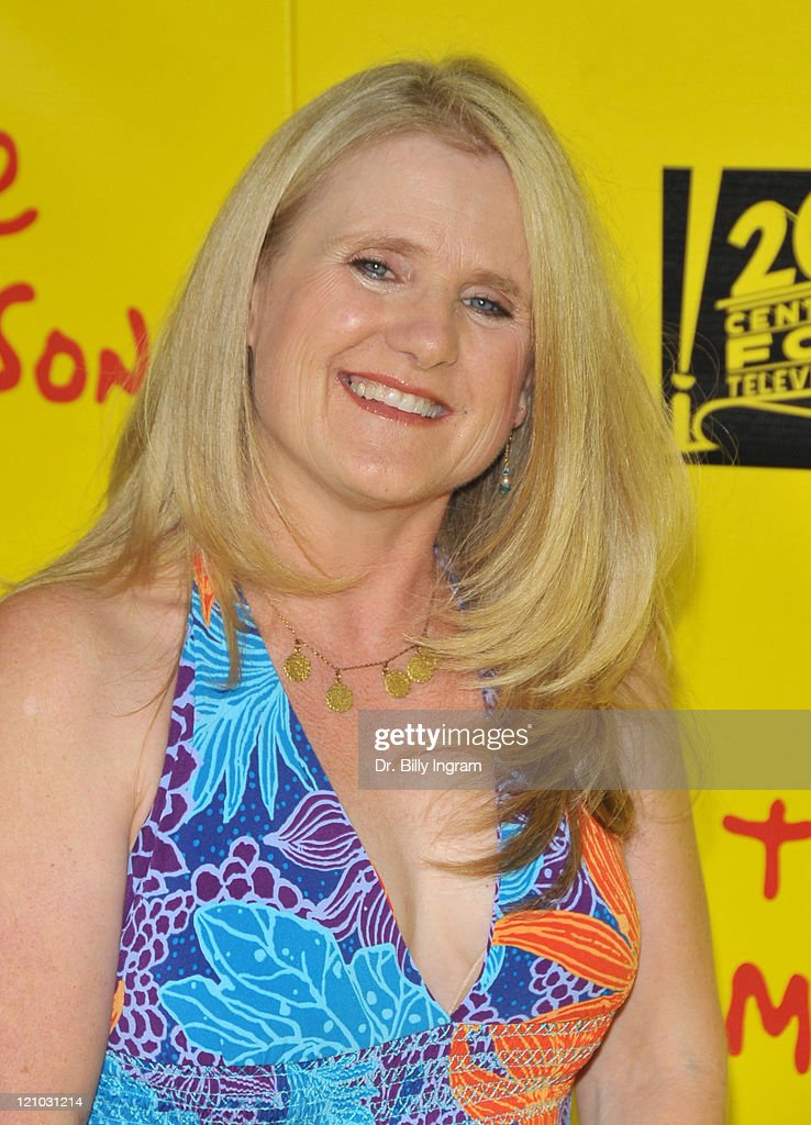 Nancy Cartwright attends The Simpsons Treehouse Of Horror XX And 20th Anniversary Party on October 18, 2009 in Santa Monica, California.
