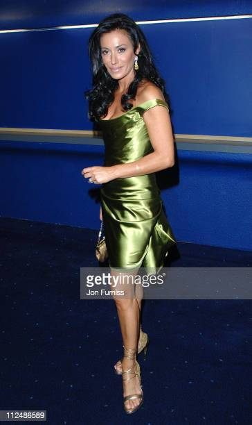 Nancy Dell'Olio during 'The Devil Wears Prada' Charity Gala Screening After Party Inside at Sketch in London Great Britain