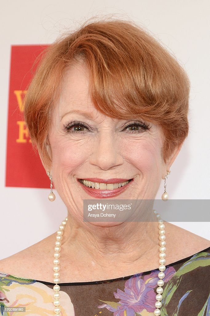 Nancy Dussault arrives at The Actors Fund 17th Annual Tony Awards Viewing Party held at Taglyan Cultural Complex on June 9, 2013 in Hollywood, California.