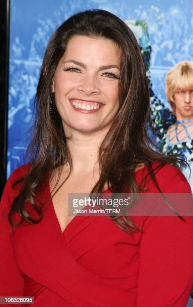 Nancy Kerrigan during 'Blades Of Glory' Los Angeles Premiere Arrivals at Grauman's Chinese Theatre in Hollywood California United States