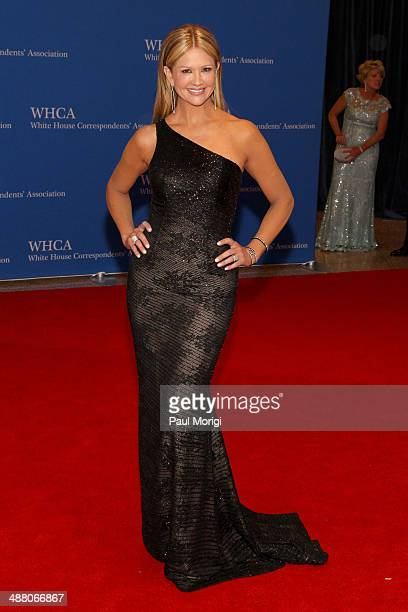 Nancy O'Dell attends the 100th Annual White House Correspondents' Association Dinner at the Washington Hilton on May 3 2014 in Washington DC
