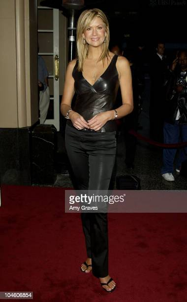 Nancy O'Dell during Friends of the Family 6th Annual Families Matter Benefit Celebration at Regent Beverly Wilshire Hotel in Beverly Hills California...