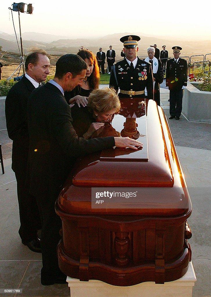 Nancy Reagan   Getty Images