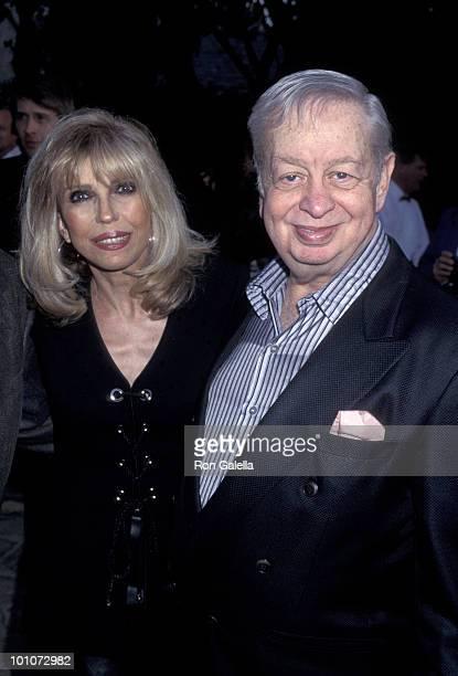 Nancy Sinatra and Mel Torme