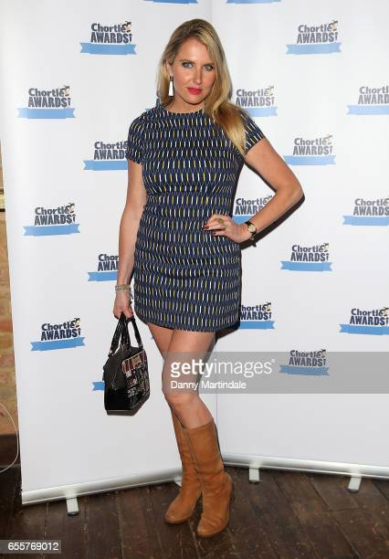 Nancy Sorrell attends the Chortle Comedy Awards 2017 on March 20 2017 in London United Kingdom