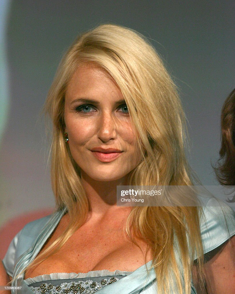 Nancy Sorrell during 2006 Comfort Prima High Street Fashion Awards Inside Arrivals at London Hilton in London Great Britain