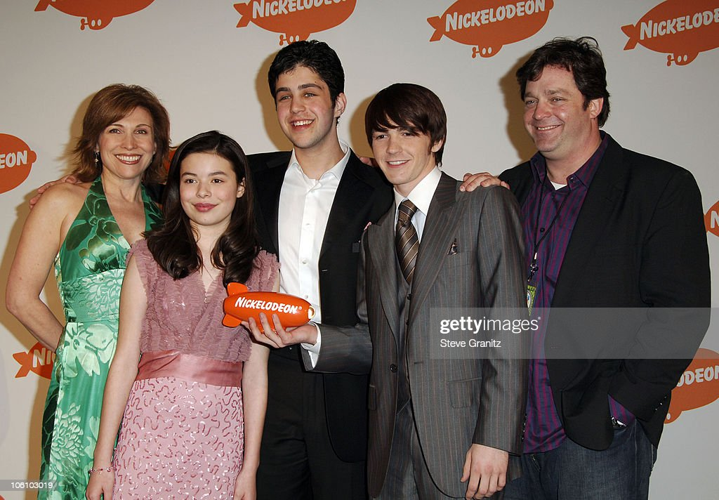 Nickelodeon's 19th Annual Kids' Choice Awards - Press Room ... Josh Peck And Miranda Cosgrove
