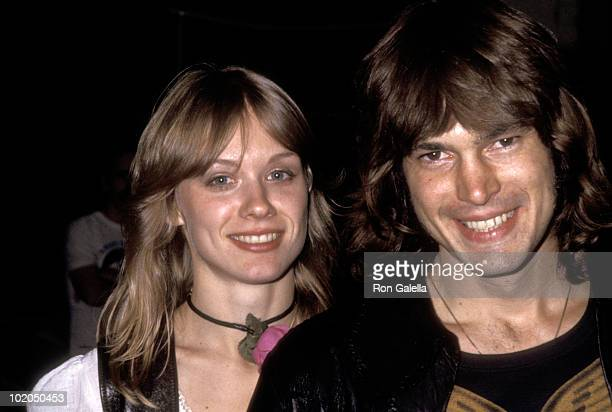 Nancy Wilson and Roger Fisher of Heart