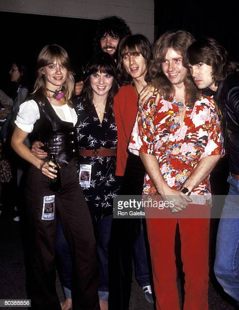 Nancy Wilson Ann Wilson Roger Fisher and members of of Heart