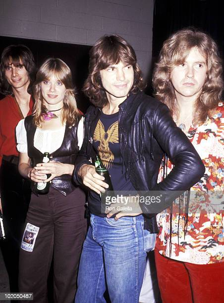 Nancy Wilson Roger Fisher and members of of Heart