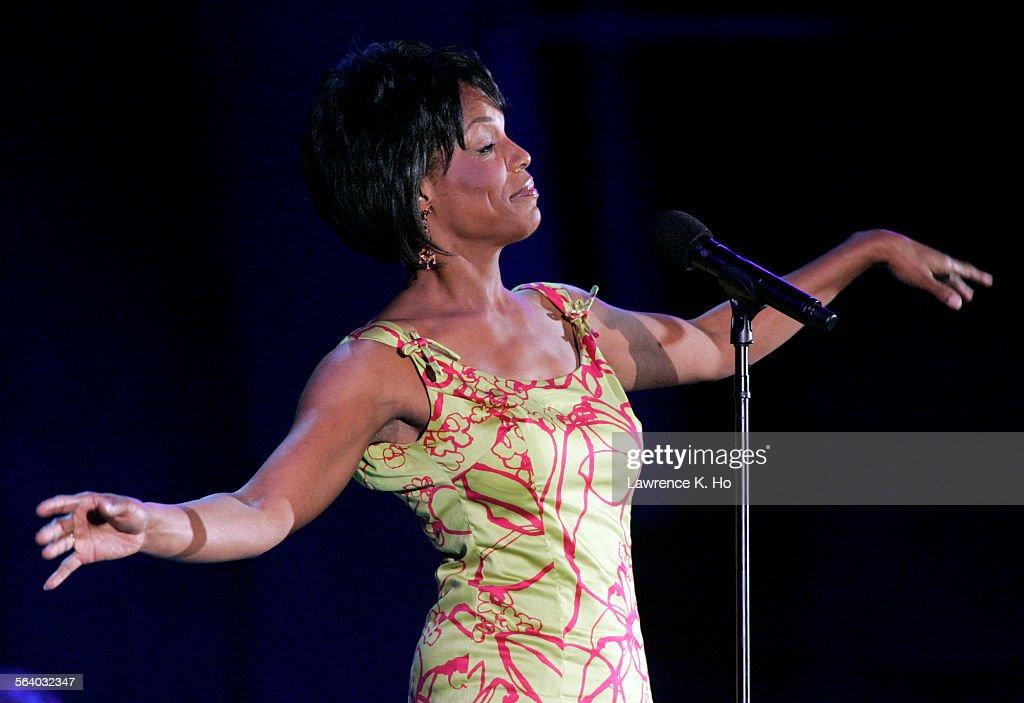 Nancy Wilson's 70th birthday anniversary with Nnenna Freelon performing