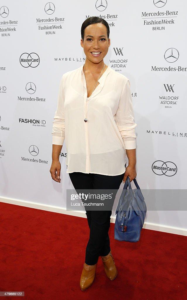Minx by Eva Lutz Arrivals - Mercedes-Benz Fashion Week Berlin Spring/Summer 2016