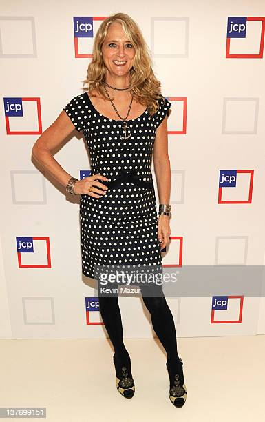 Nanette Lepore attends the jcpenney launch event at Pier 57 on January 25 2012 in New York City