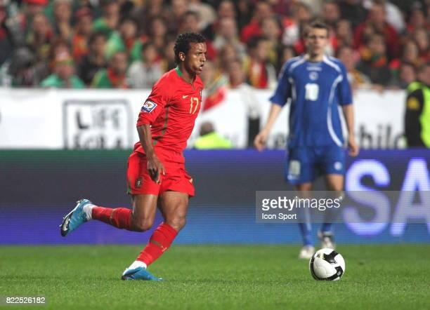 Nani Portugal / Bosnie Herzegovine Barrage Aller pour la Coupe du Monde 2010