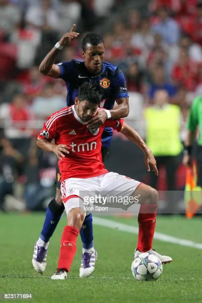 Nani / Nolito Benfica / MAnchester United Champions League