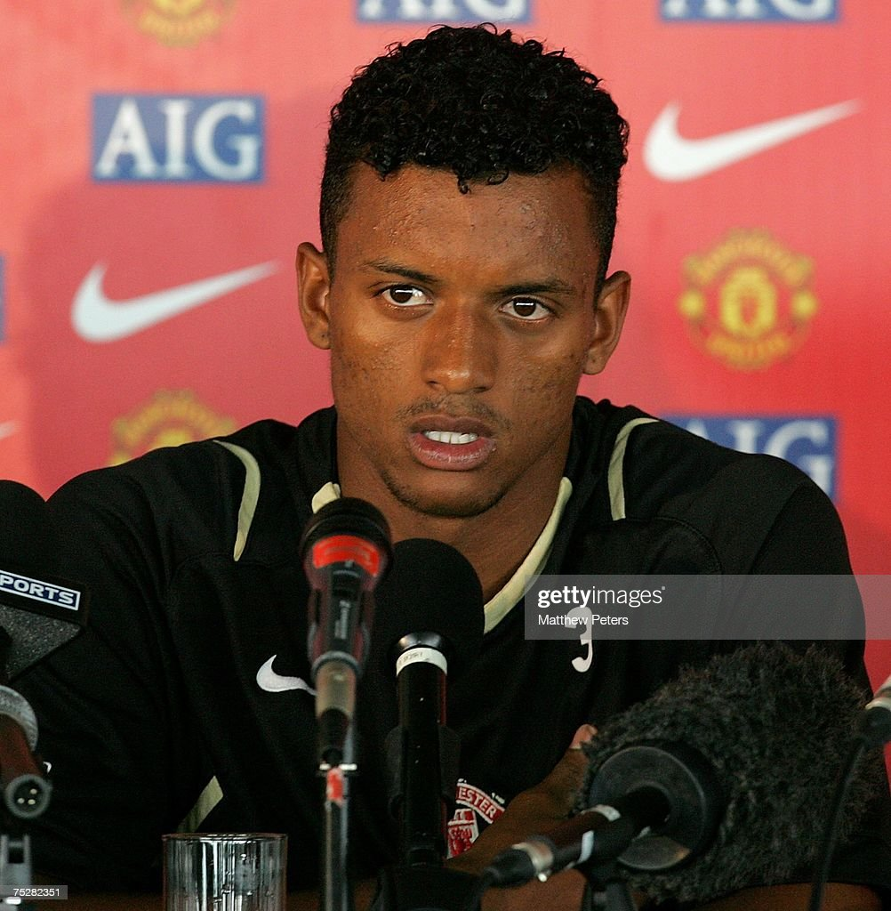 Owen Hargreaves and Nani Press Conference s and