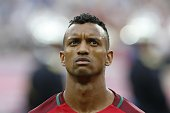Nani of Portugal during the UEFA EURO 2016 final match between Portugal and France on July 10 2016 at the Stade de France in Paris France