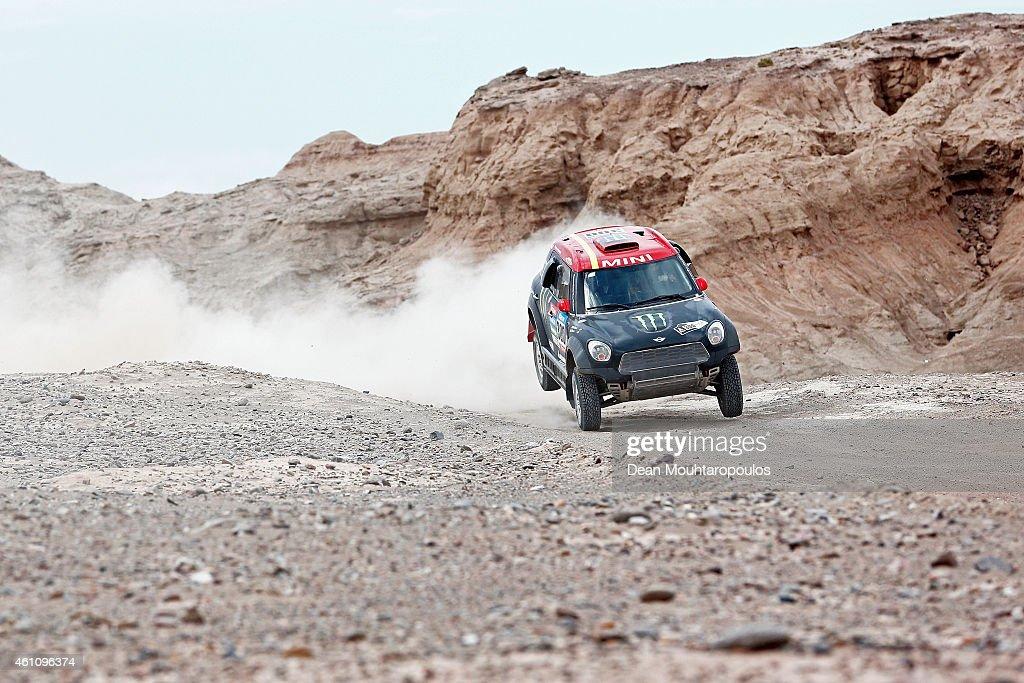 2015 Dakar Rally - Day Three