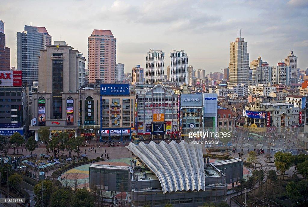 Nanjing Road (East).