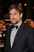 Nanni Moretti at the premiere of 'Hearat Shulayim' during the 64th Cannes International Film Festival
