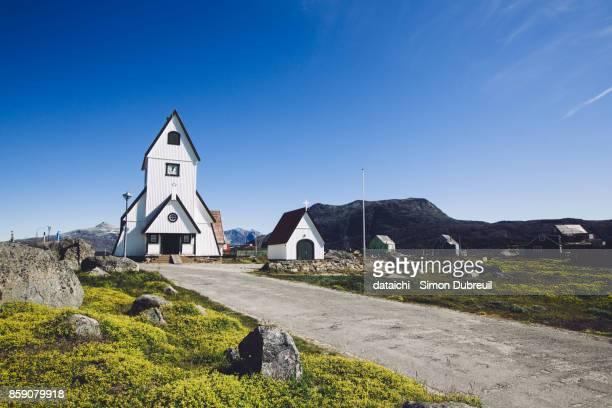 Nanortalik church