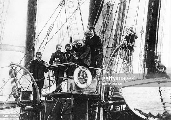 polar history explorers otto neumann knoph sverdrup
