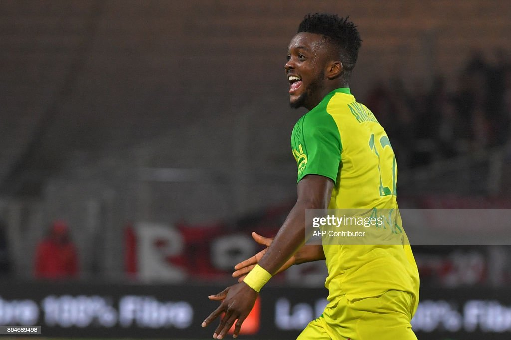 Nantes v EA Guingamp - Ligue 1
