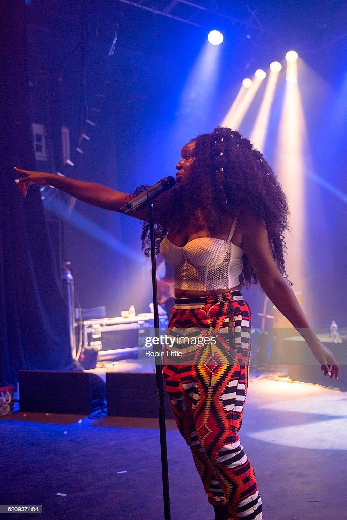 Nao performs at O2 Shepherd's Bush Empire on November 3, 2016 in London, England.