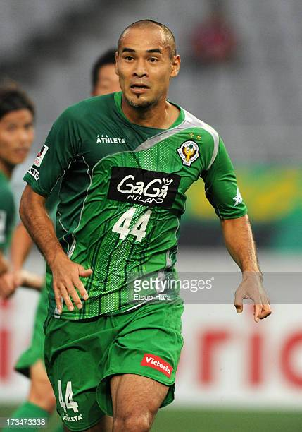 Naohiro Takahara of Tokyo verdy in action during the JLeague second division match between Tokyo Verdy and Consadole Sapporo at Ajinomoto Stadium on...