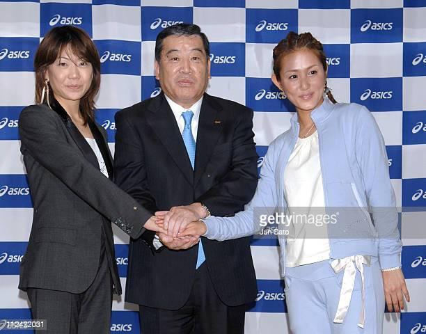 Naoko Takahashi Kiyomi Wada and Erika Ohkushi