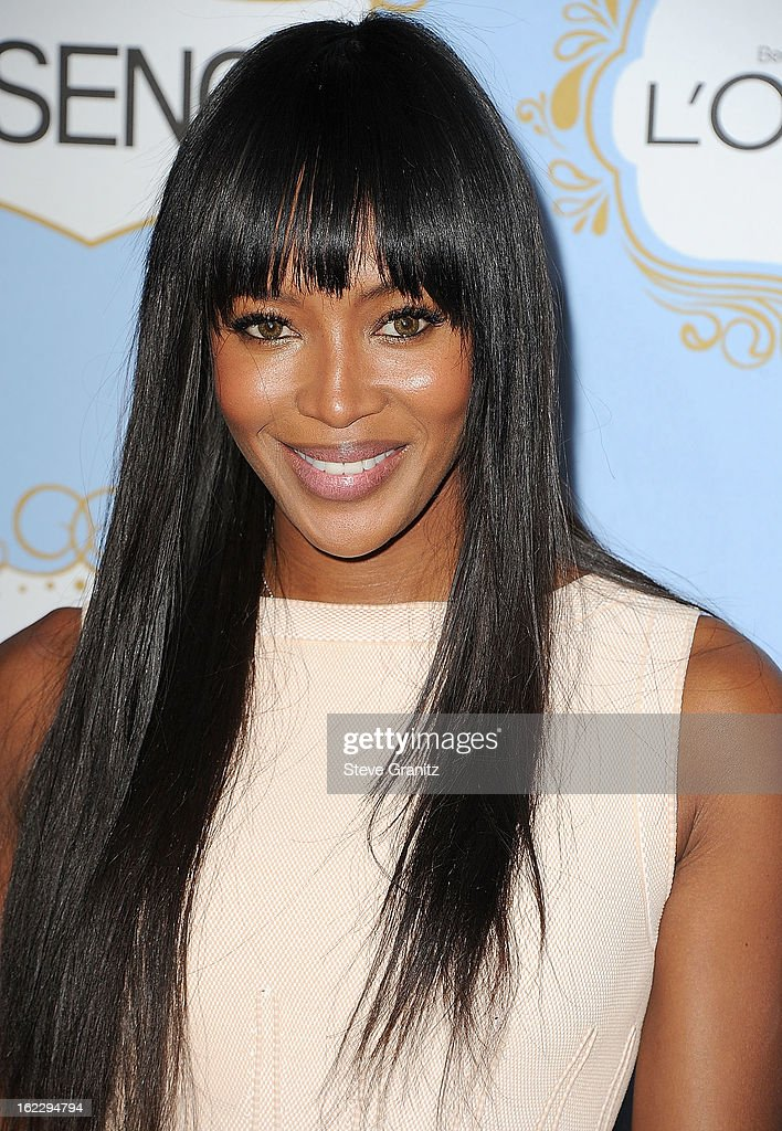 Naomi Campbell arrives at the 6th Annual ESSENCE Black Women In Hollywood Luncheon at Beverly Hills Hotel on February 21, 2013 in Beverly Hills, California.