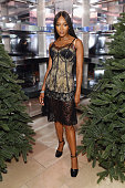 "Naomi Campbell And Matt Smith Celebrate ""Close Your..."