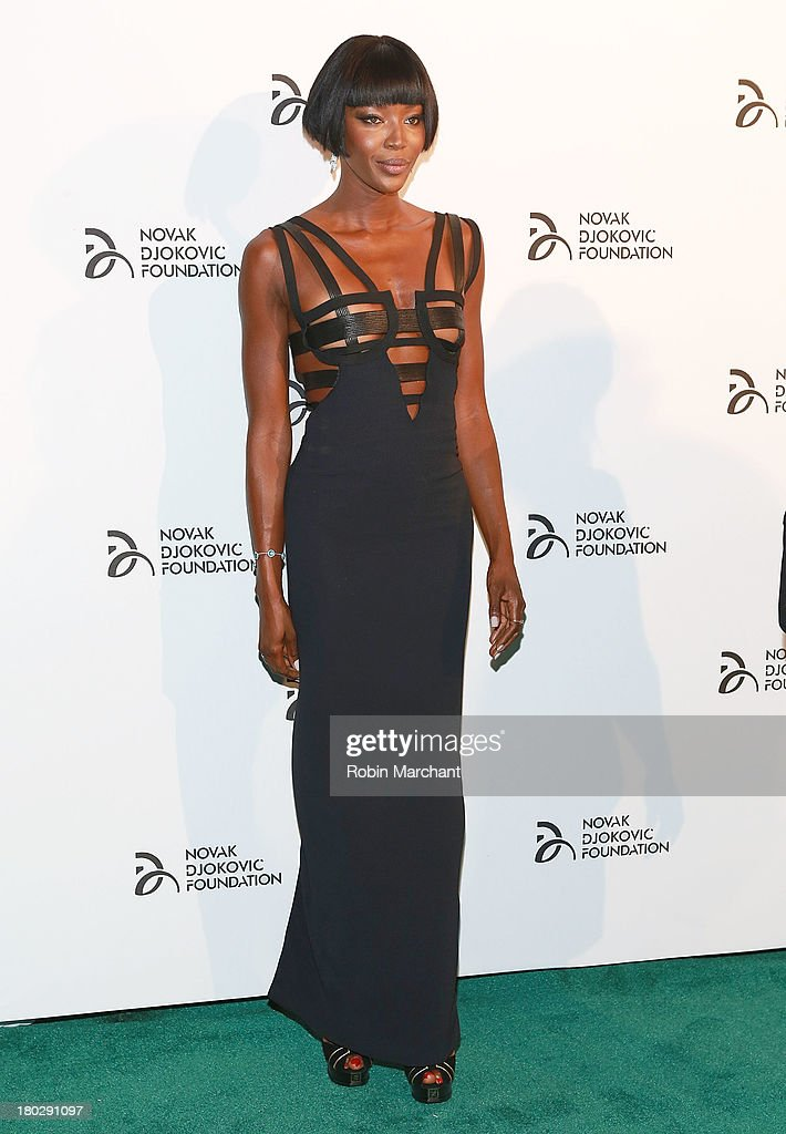 <a gi-track='captionPersonalityLinkClicked' href=/galleries/search?phrase=Naomi+Campbell&family=editorial&specificpeople=171722 ng-click='$event.stopPropagation()'>Naomi Campbell</a> attends the 2013 Novak Djokovic Dinner at Capitale on September 10, 2013 in New York City.
