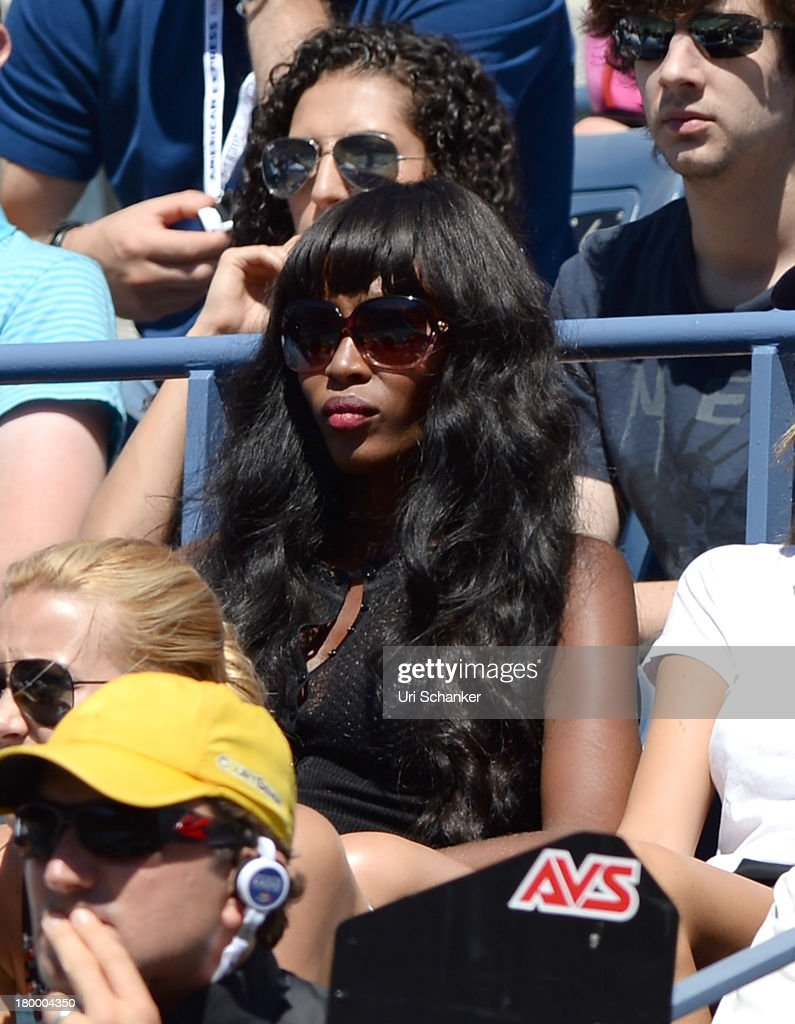 <a gi-track='captionPersonalityLinkClicked' href=/galleries/search?phrase=Naomi+Campbell&family=editorial&specificpeople=171722 ng-click='$event.stopPropagation()'>Naomi Campbell</a> attends the 2013 US Open at USTA Billie Jean King National Tennis Center on September 7, 2013 in New York City.